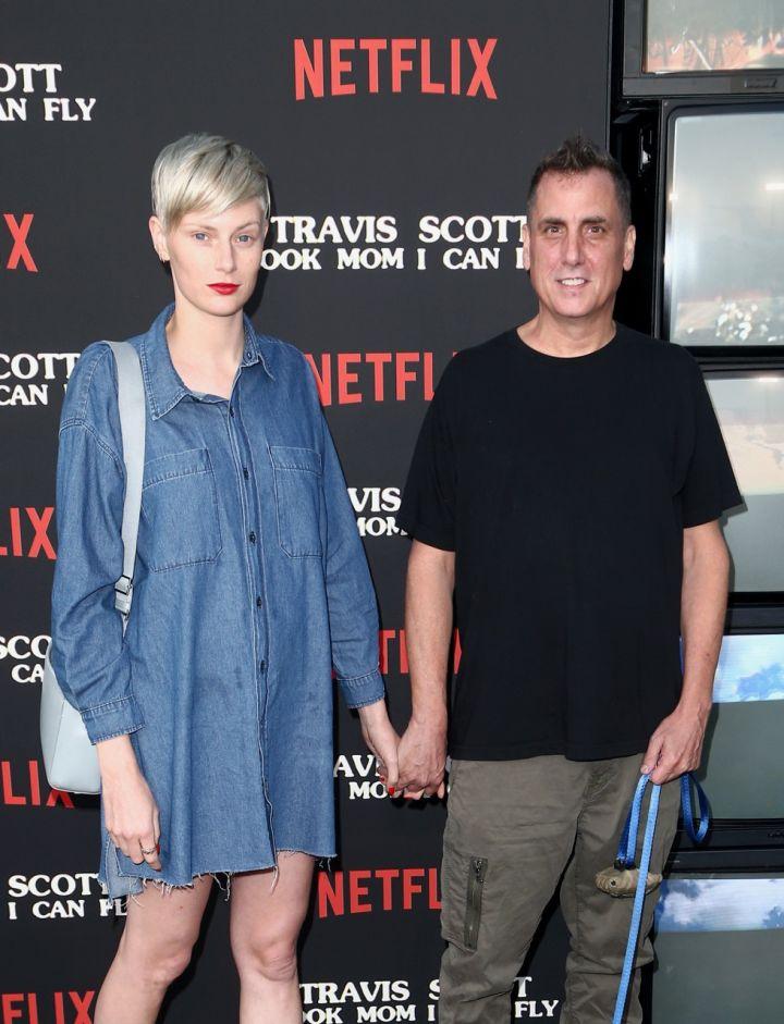 TRAVIS SCOTT: LOOK MOM I CAN FLY at the Barker Hangar in Santa Monica
