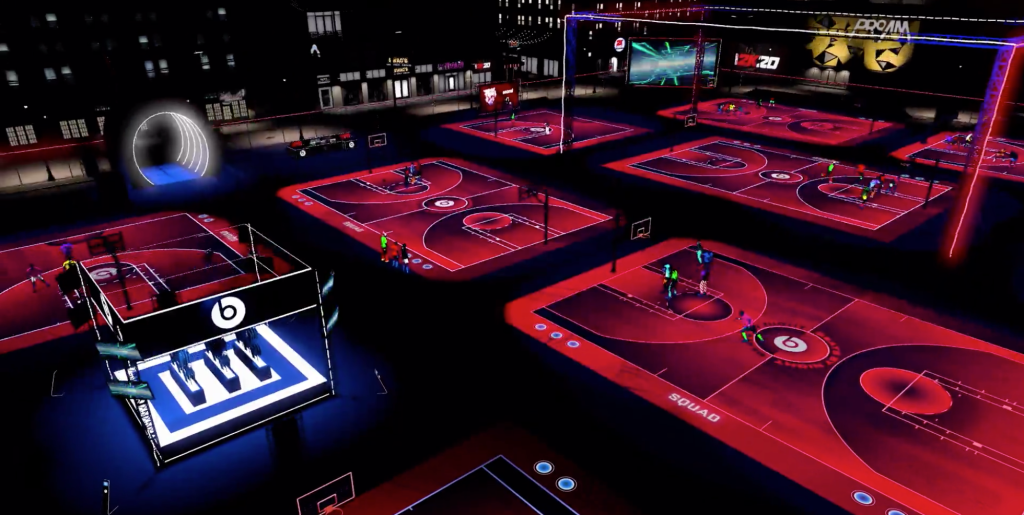 'NBA 2K20' Shows Off The Next Neighborhood In Latest Gameplay Trailer