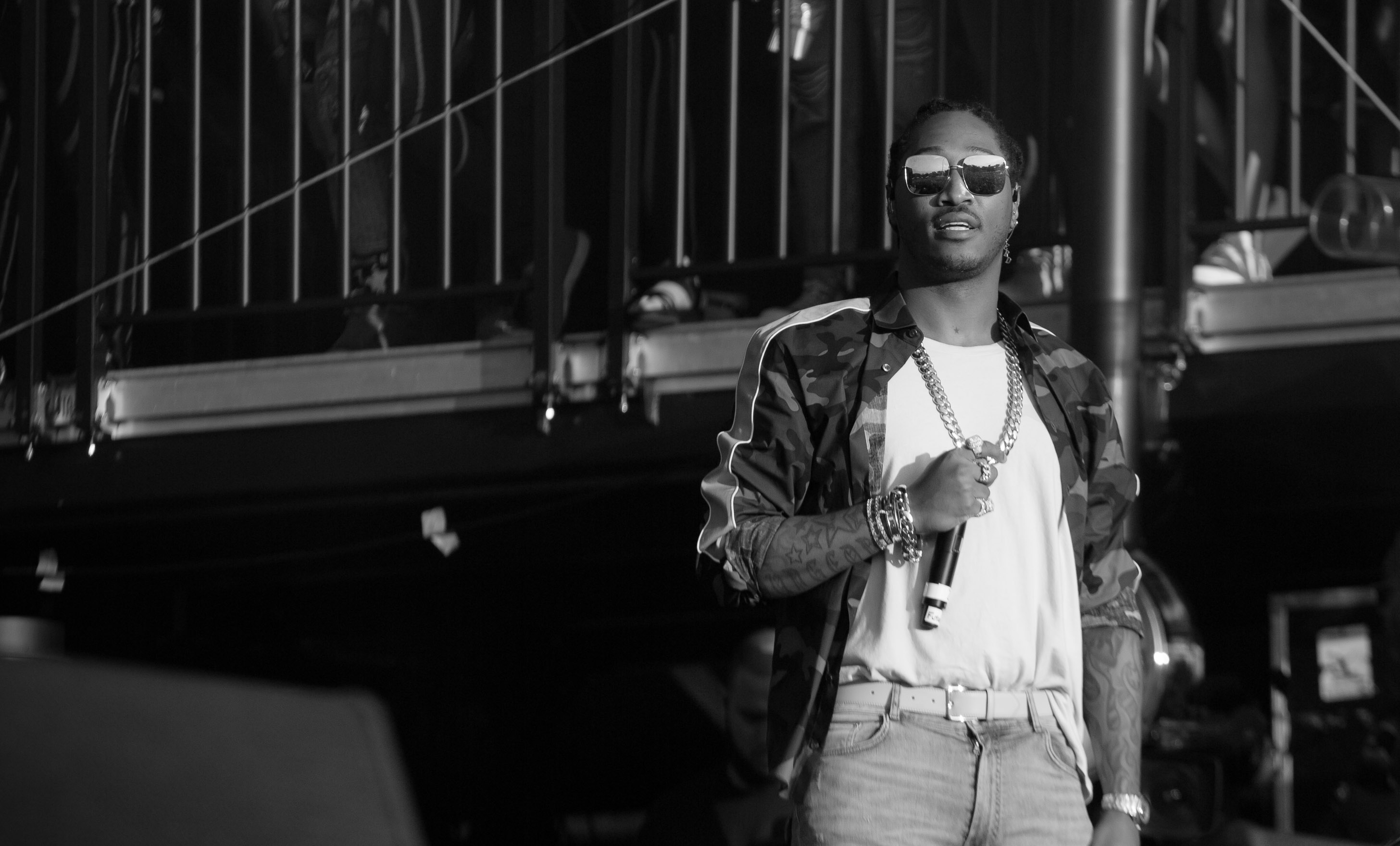 Future Reveals He Is Still Coping With The Death of Juice WRLD