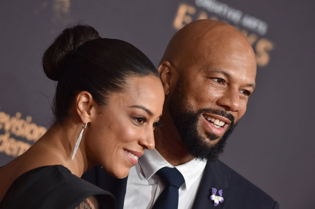 Common Confirms He & Anglea Rye Are Dating Again