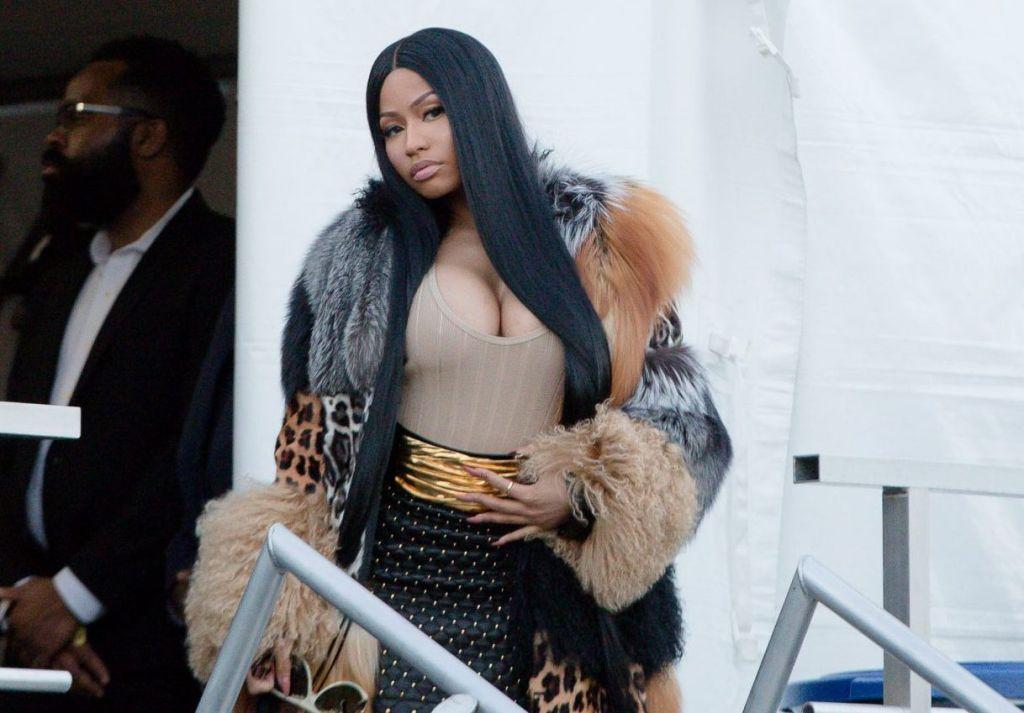 Nicki Minaj The Meadows Festival