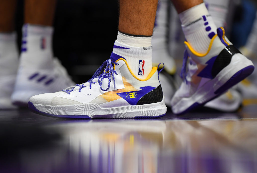 Lonzo Ball Admits His ZO2 Sneakers Were Defective