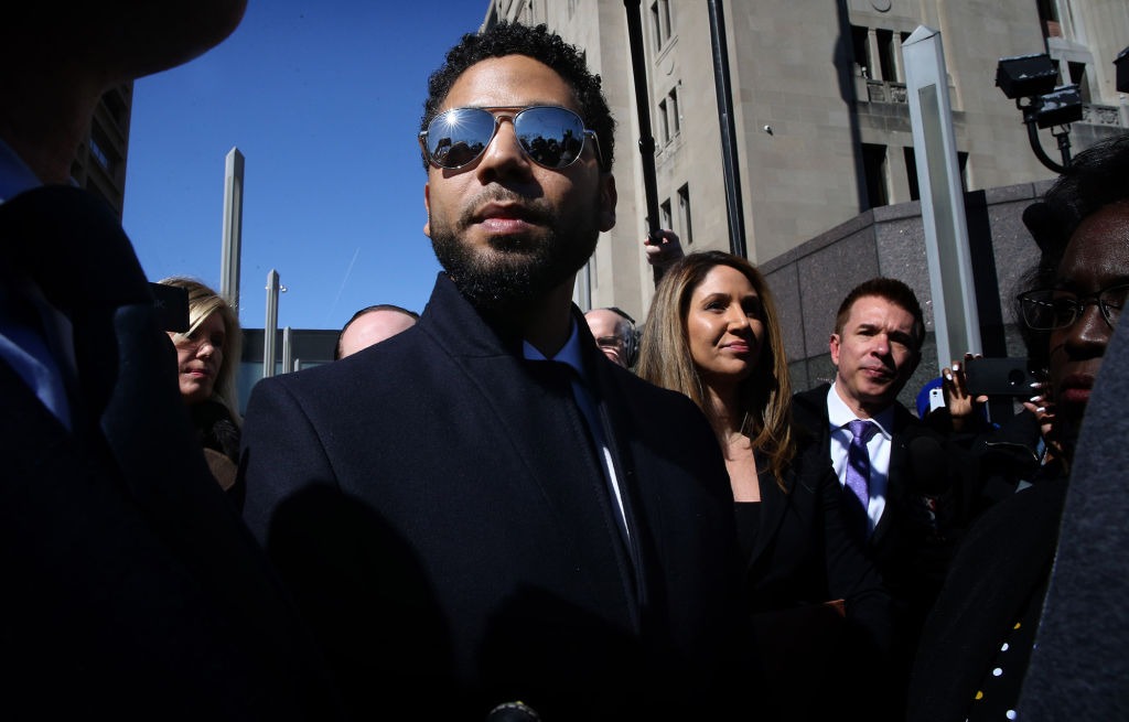 Brothers involved in allegedly staged attack on Jussie Smollett sue 'Empire' actor's lawyers for defamation