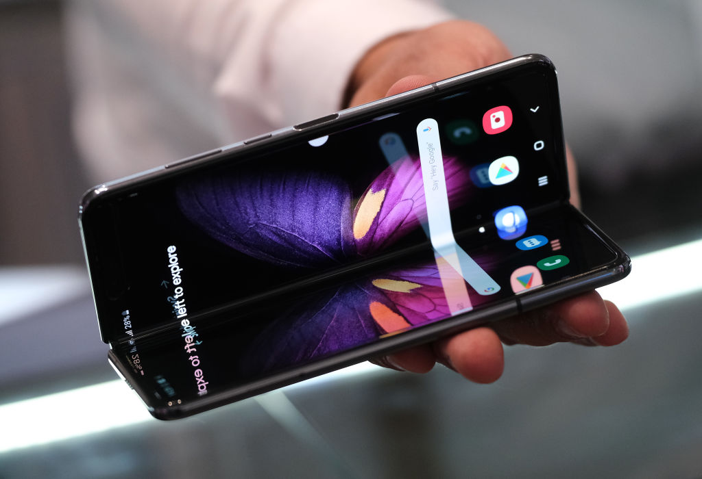 Samsung Announces The Galaxy Fold Is Now Available