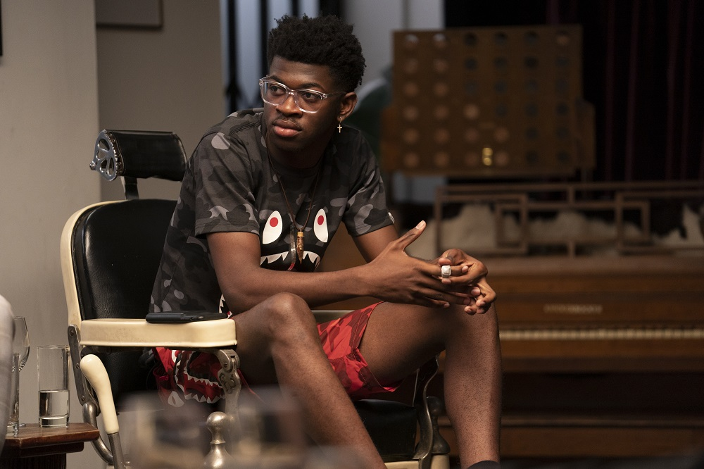 Lil Nas X On The Shop