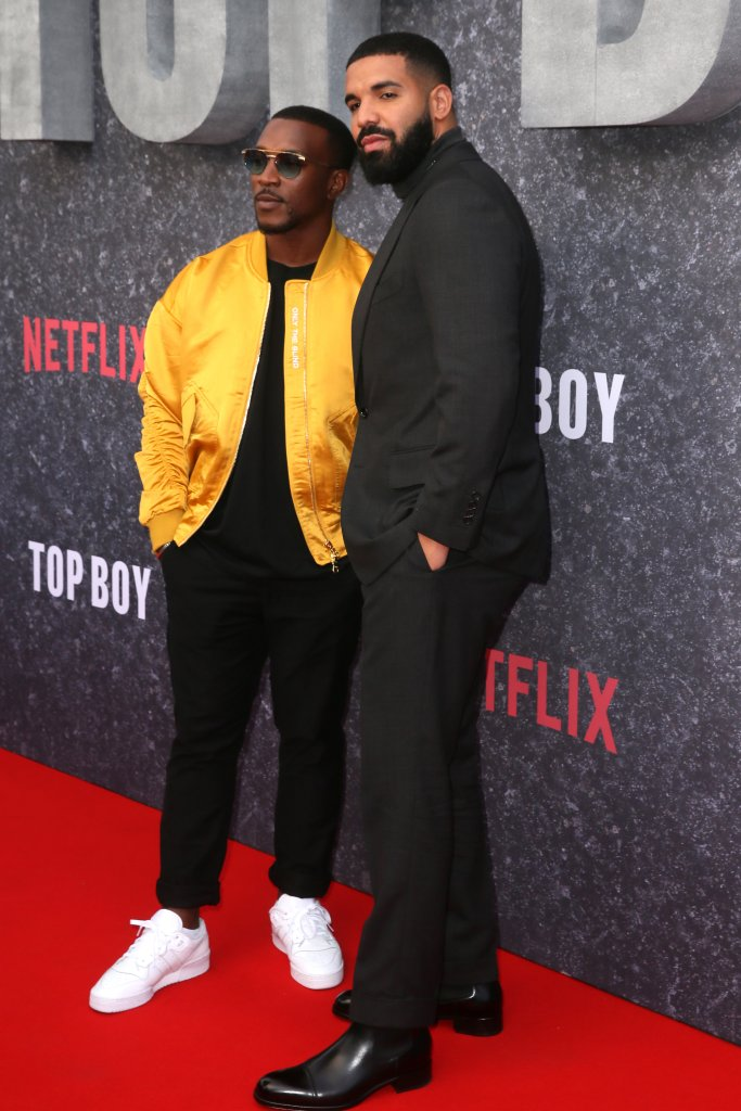 The UK Premiere of 'Top Boy' held at the Hackney Picturehouse