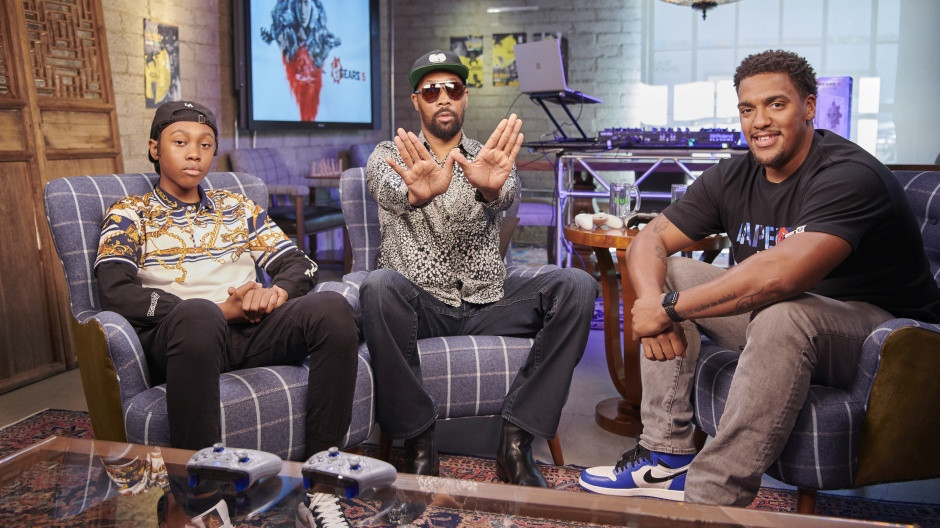 Watch The RZA & His Son Play 'Gears 5' On Xbox Sessions