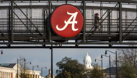 Univeristy of Alabama has large out-of-state enrollment