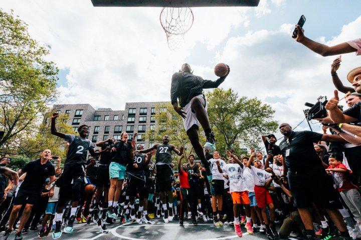Air Jordan XXXIV Harlem