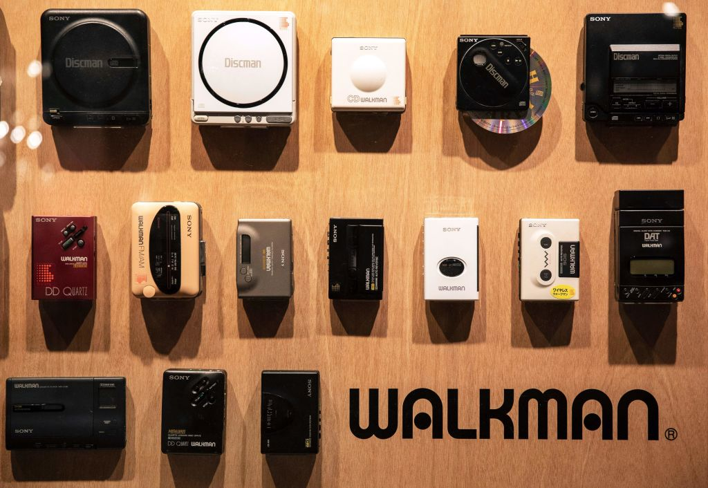 Sony Announces Two New Versions of The Walkman Are Coming