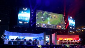 Intel Extreme Masters Oracle Arena Oakland