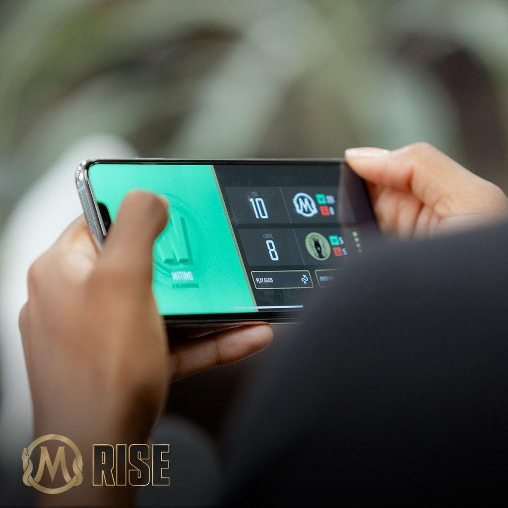 Mamba Rise App