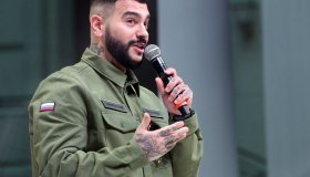 Black Star Inc CEO Timati and Voentorg surplus store chain unveil new fashion collection