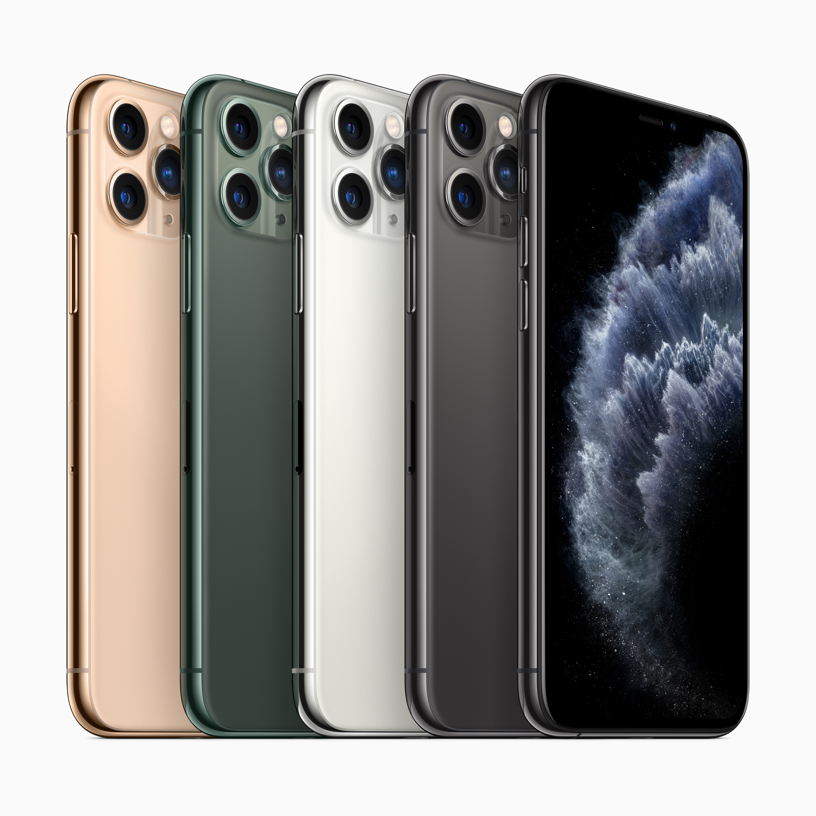 iPhone 11 Pro and iPhone Pro 11 Max