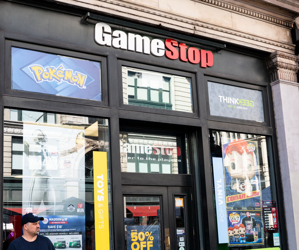 GameStop Announces It Will Be Closing 200 Store Locations