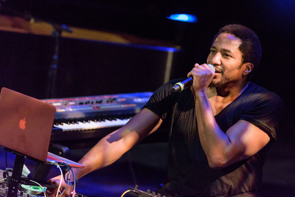 Q-Tip Performs at The John F. Kennedy Center in Washington, D.C.