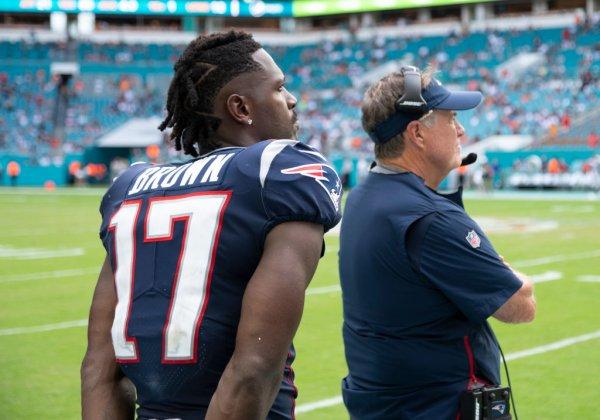 NFL: SEP 15 Patriots at Dolphins