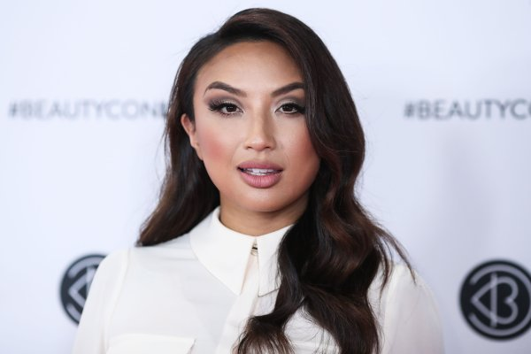 Television Personality Jeannie Mai arrives at the Beautycon Festival Los Angeles 2019 - Day 1 held at the Los Angeles Convention Center on August 10, 2019 in Los Angeles, California, United States.