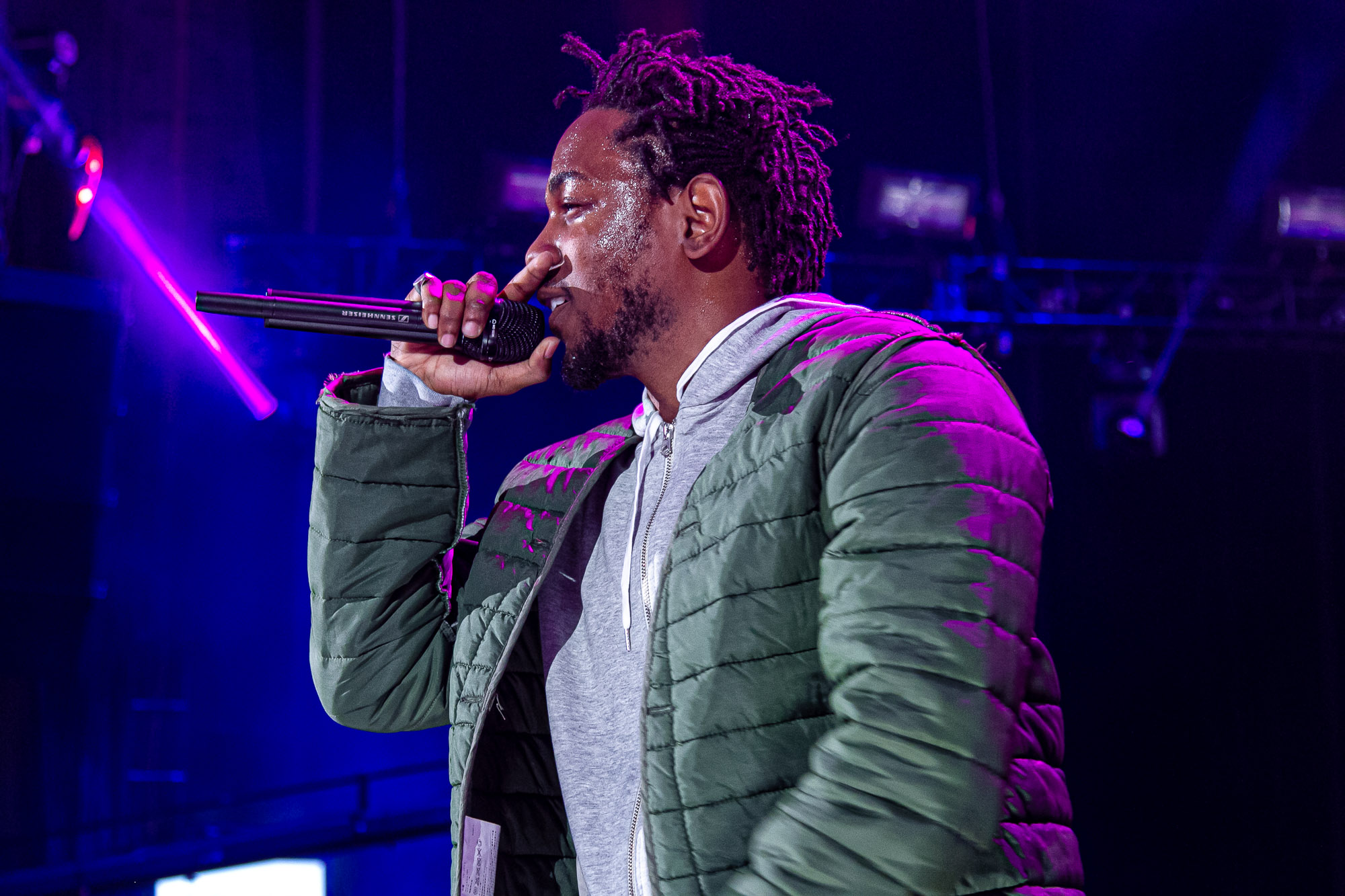 Kendrick Lamar's 'GKMC' The Longest-Charting Rap Album of All Time