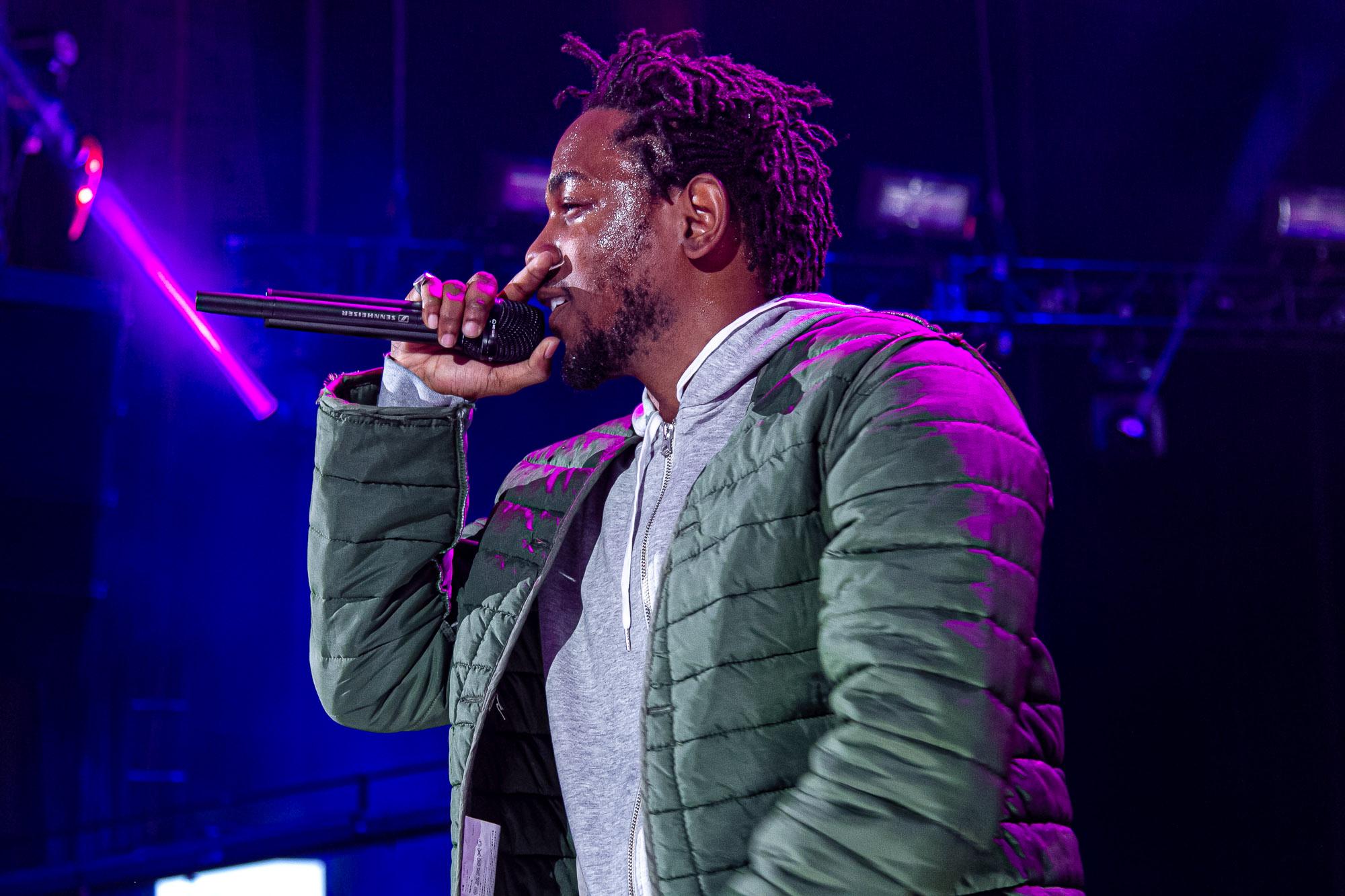 Kendrick Lamar Hilariously Shuts Down Rumors of Him Leaving TDE
