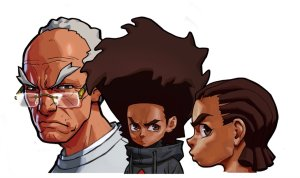 The Boondocks on HBO Max