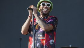 Anderson Paak & The Free Nationals at Leeds Festival