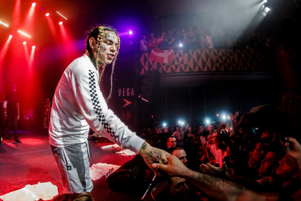 Video Footage of Tekashi 6ix9ine's Kidnapping Released