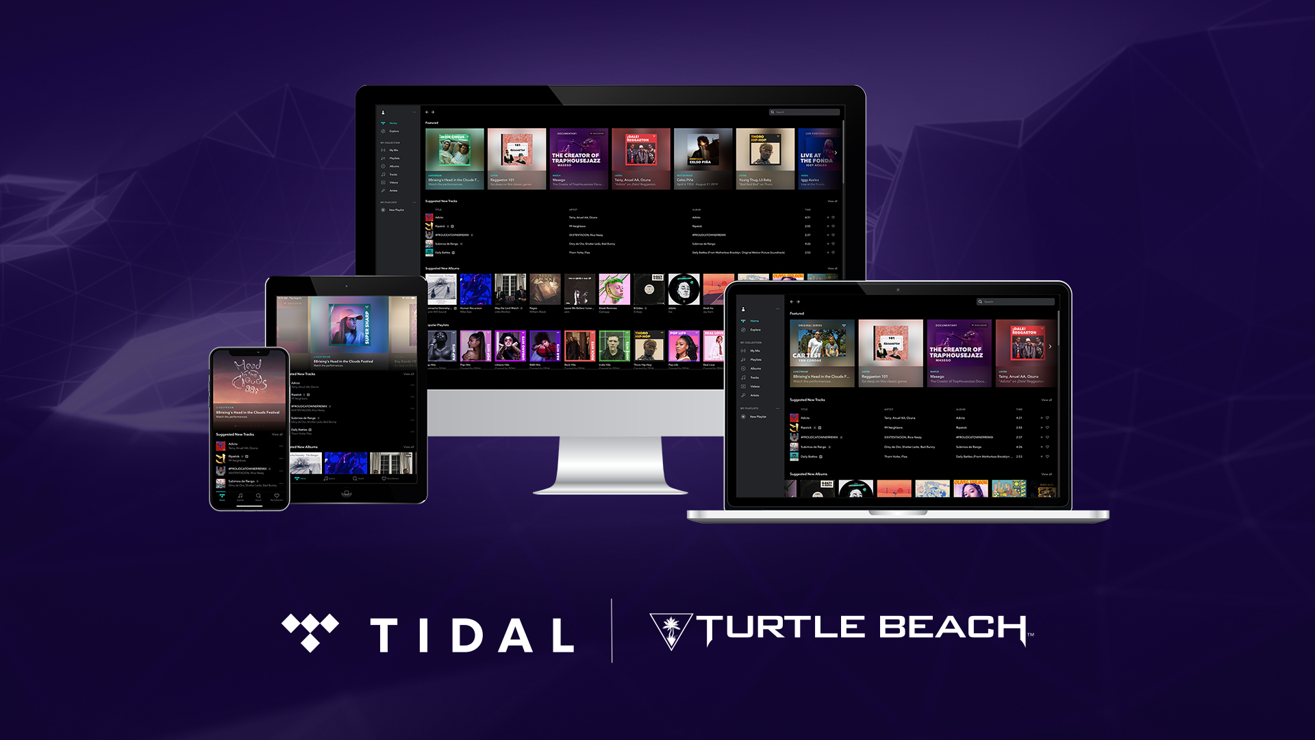 Turtle Beach Announces New Partnership With Tidal