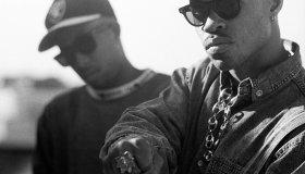 Gang Starr London 1990