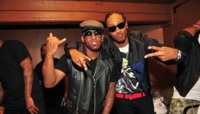 Rap Star Future In Concert