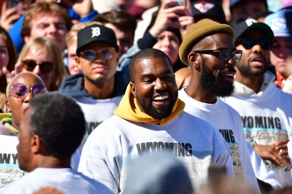 Kanye West Wyoming Sunday Service