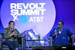 Revolt x AT&T Host Revolt 3-Day Summit In Atlanta September 14