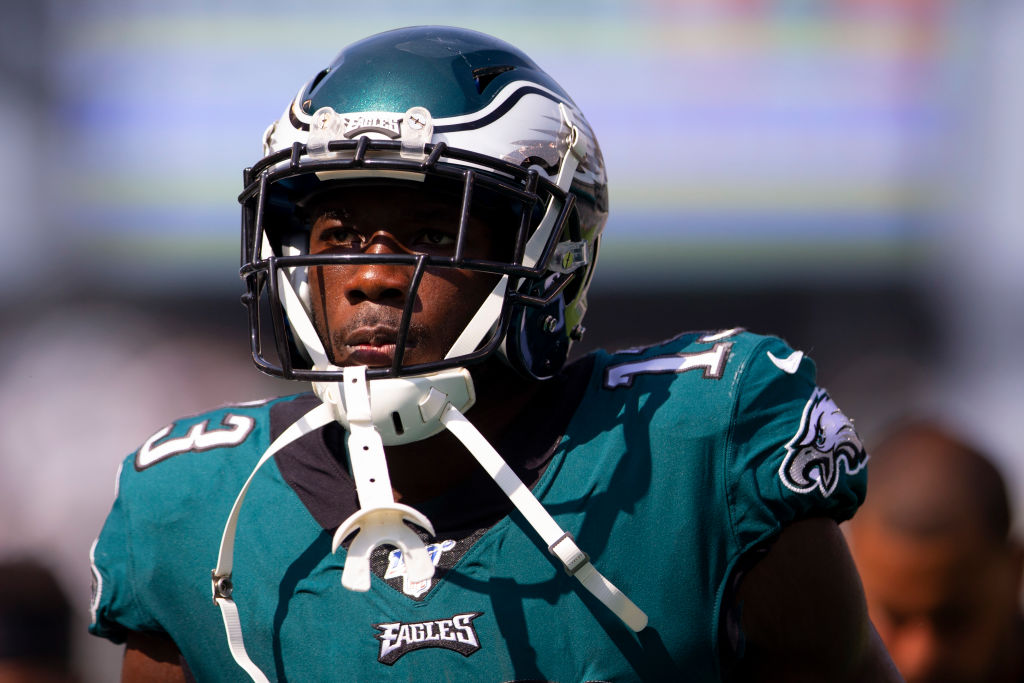 Nelson Agholor Invites Philly Hero, Hakim Laws To Eagles Game