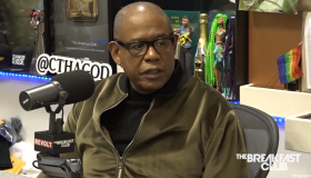 Forest Whitaker on The Breakfast Club