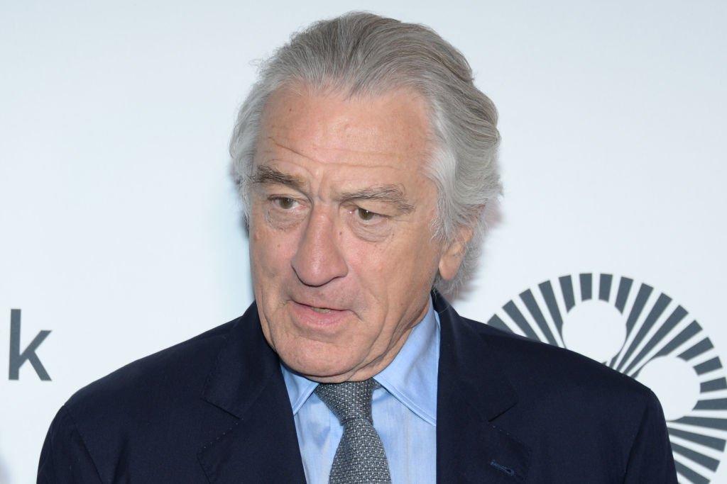 """Robert De Niro Says """"F*** Em"""" When It Comes To His Haters"""