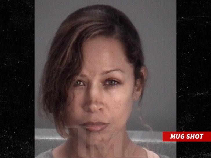 Stacey Dash mugshot