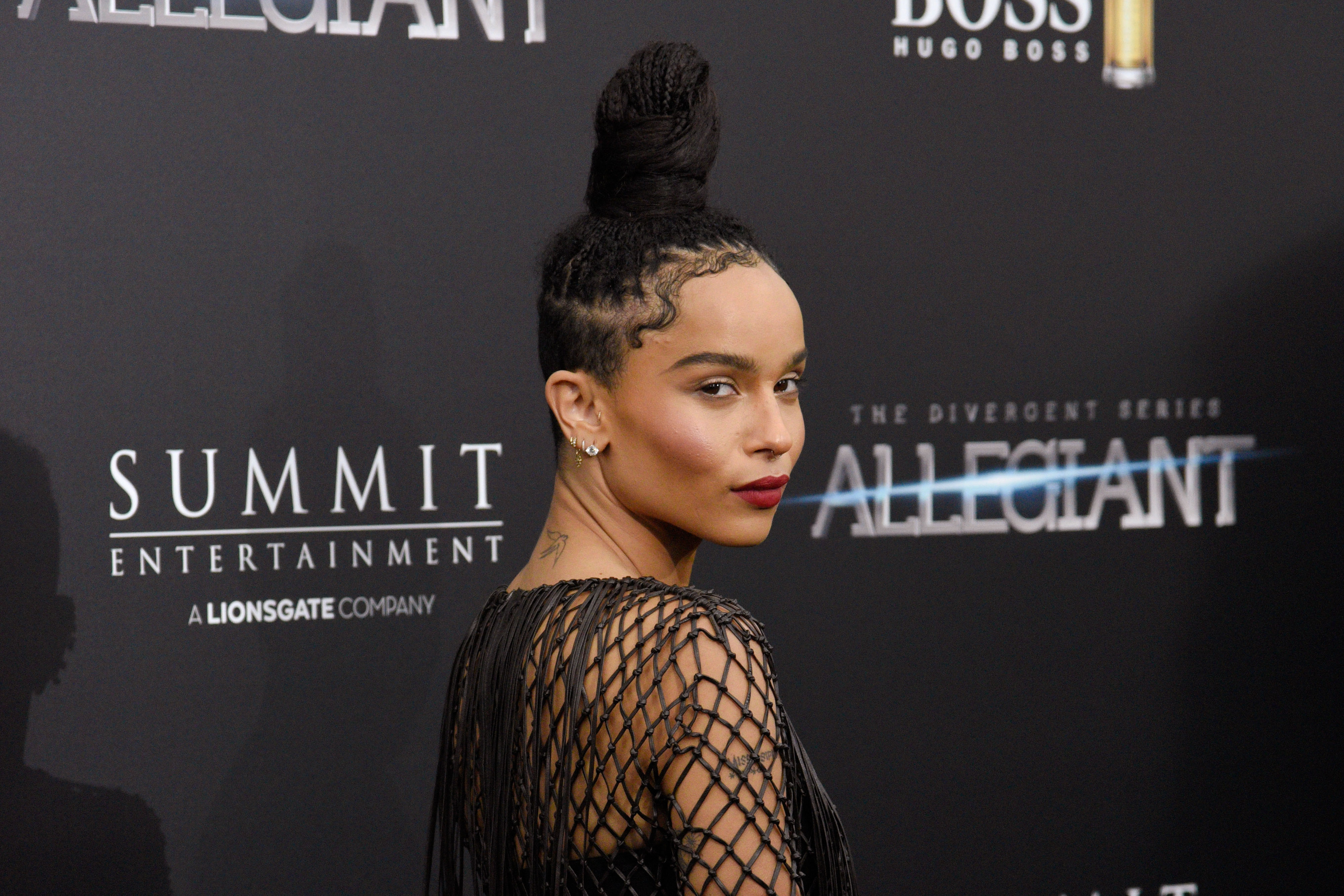Zoe Kravitz Will Play Catwoman In 'The Batman' Twitter Approves