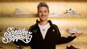 Ninja Goes Sneaker Shopping