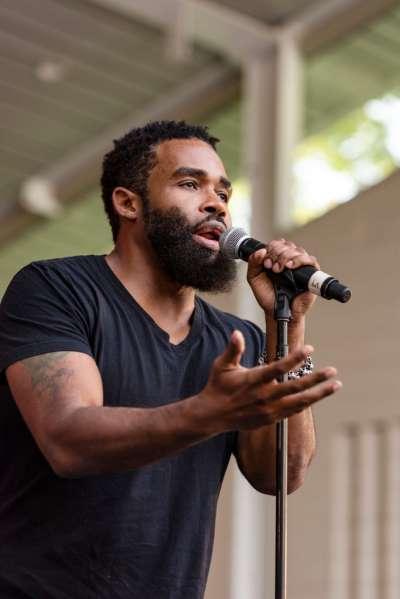 Pharoahe Monch At The Charlie Parker Jazz Fest