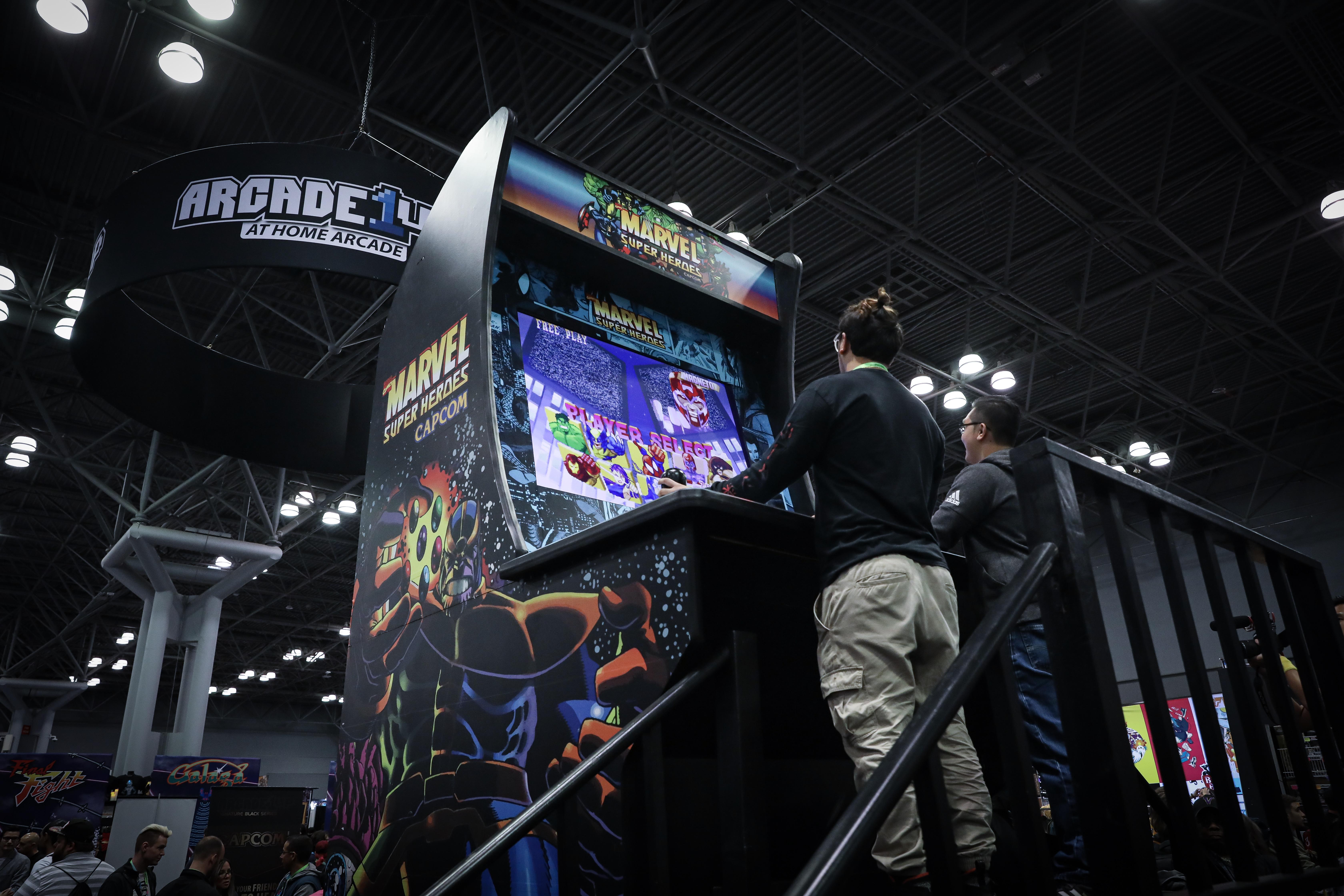 <div>HHW Gaming: 'Mortal Kombat' & 'Injustice' Studio Working On New Marvel Fighting Game: Report</div>