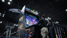 Arcade1Up's Booth
