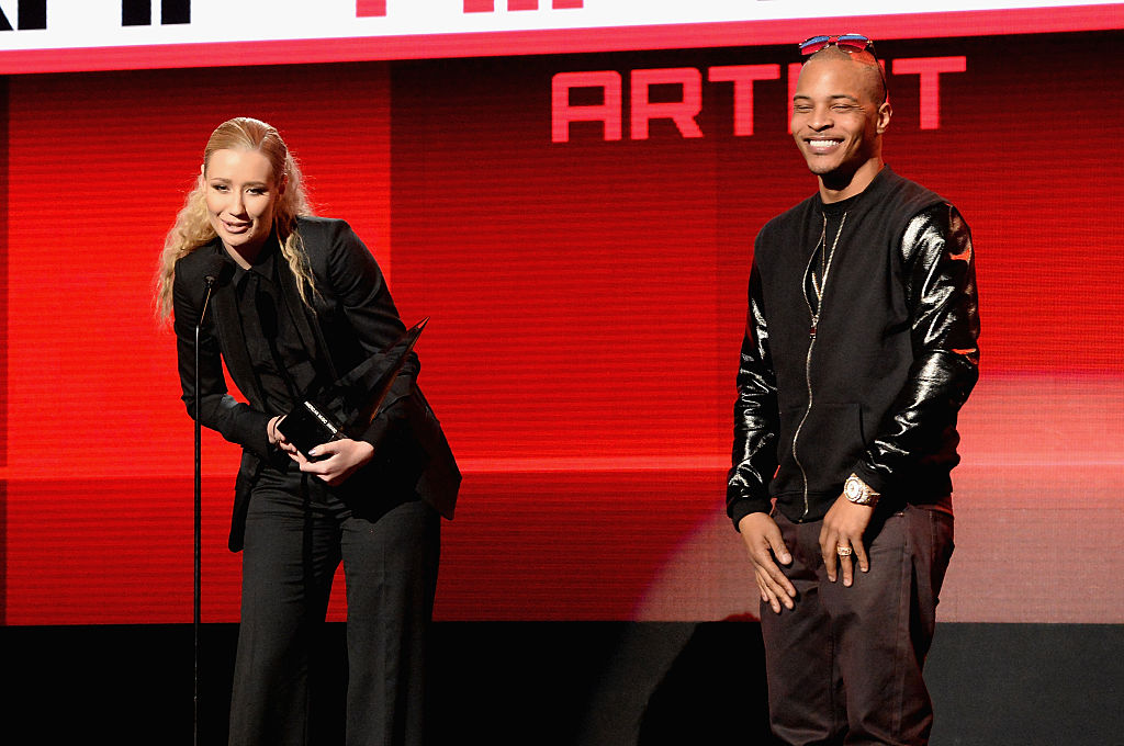 """T.I. Says Signing Iggy Azalea Was The """"Biggest Blunder"""" of His Career"""