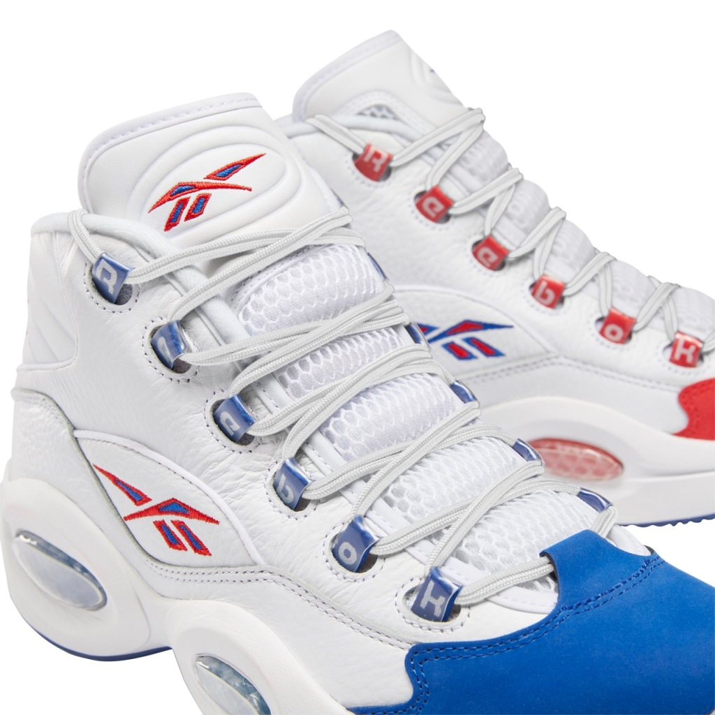 Reebok the Question Mid Double Cross