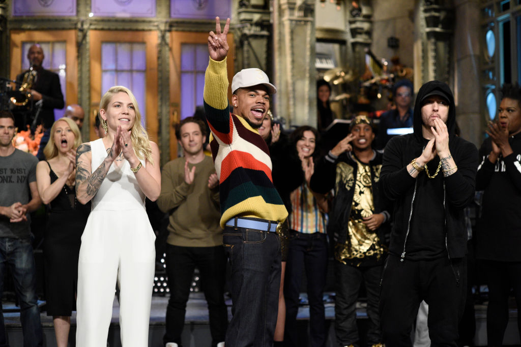 Chance the Rapper To Perform & Host Pre-Halloween Edition of 'SNL'