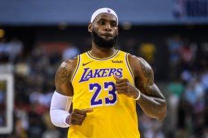 2019 NBA Global Games Preseason: Los Angeles Lakers vs Nets