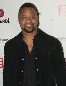 Cuba Gooding Jr. hosts the opening of Marbles Downtown NYC