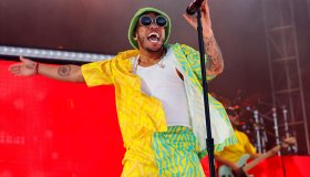 Anderson.Paak Performs At PNE Amphitheatre