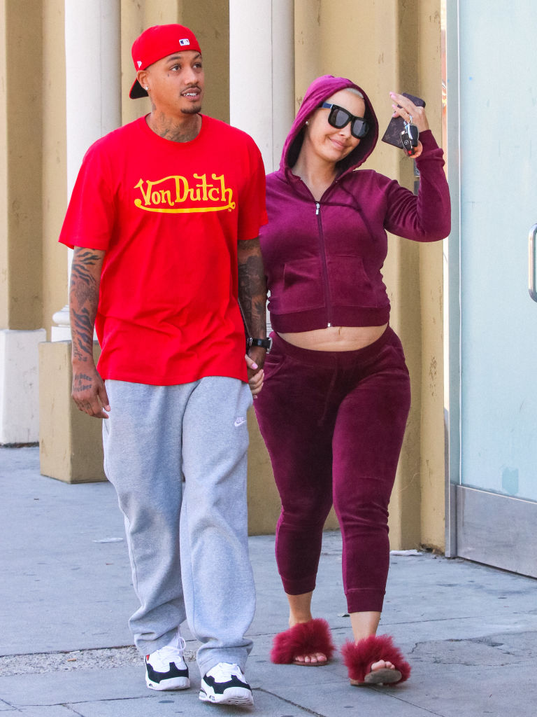 Celebrity Sightings In Los Angeles - October 01, 2019