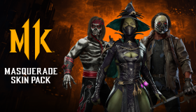 Mortal Kombat 11 Halloween Theme In-Game Event
