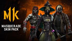Mortal Kombat 11 Halloween Theme In-Game Event